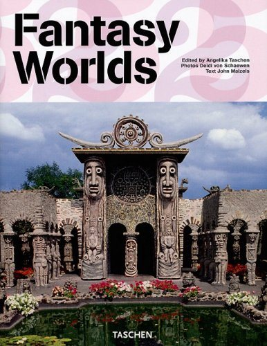 Fantasy Worlds (English, German and French Edition) (25th Edition) - Hipnosis