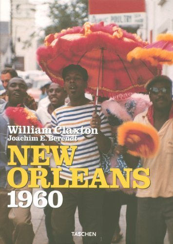 New Orleans Jazzlife 1960 (English, German and French Edition)