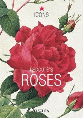 Redoute's Roses (Pocket Sized Edition) (English, French and German Edition) (1st Edition) - Hipnosis