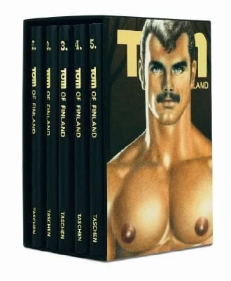 Tom of Finland: The Comic Collection (VARIA) (Set v) (5th Edition) - Hipnosis