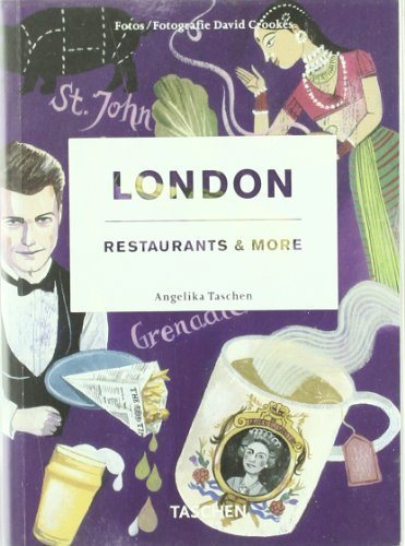 London restaurants & more. Ediz. italiana, spagnola e portoghese