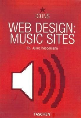 Web design: music sites. Ediz. italiana, spagnola e portoghese (1st. Edition) - Hipnosis
