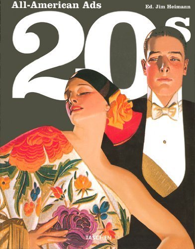 All American Ads of the 20's (Midi Series) (1st Edition) - Hipnosis