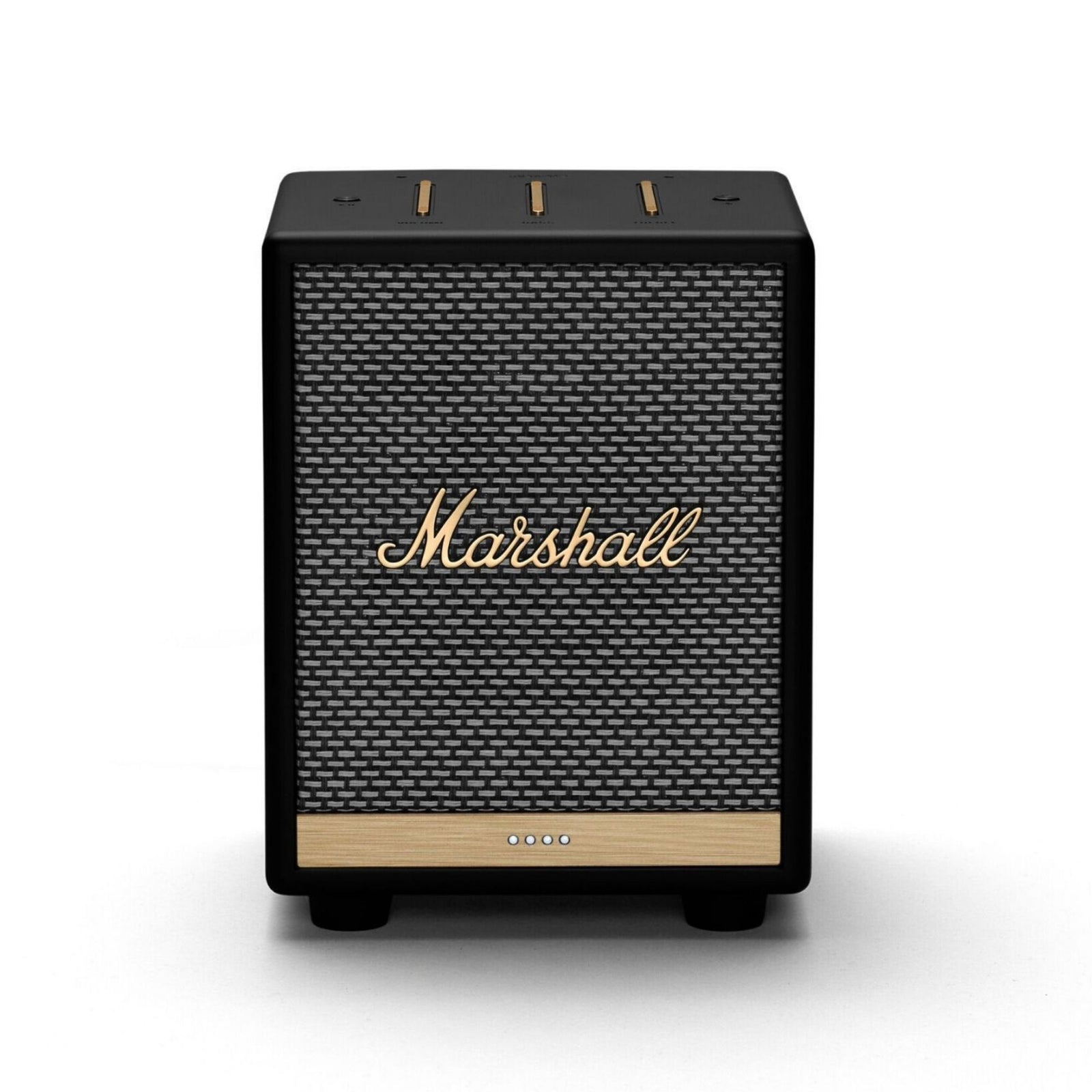 Marshall Uxbridge Voice with Google Assistant Bluetooth WiFi Speaker 120/230V US Adapter - Hipnosis