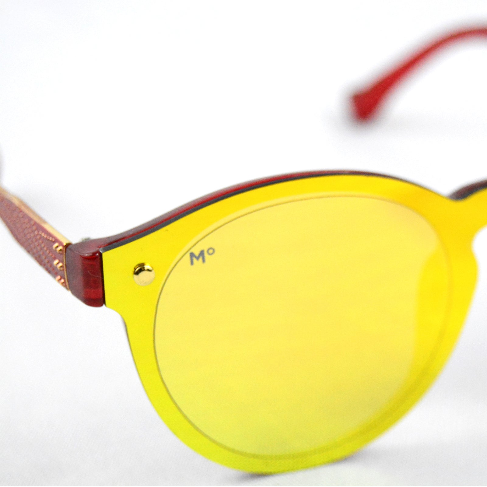 Lentes de sol Brighton Golden/Red - Hipnosis