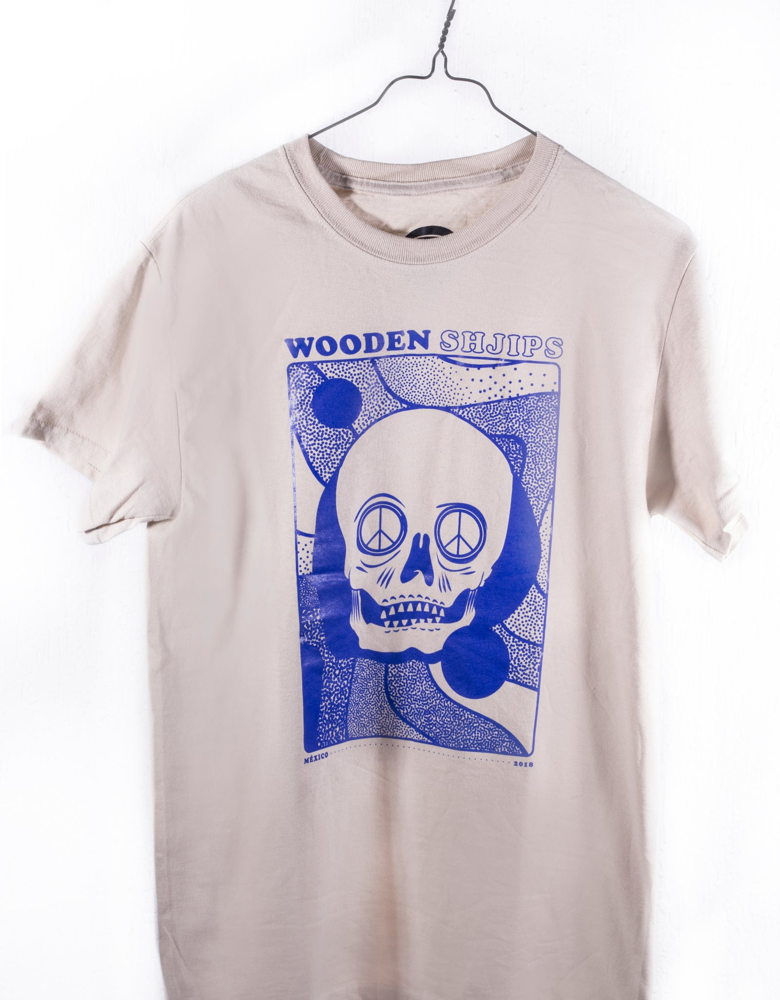 Wooden Shjips playera oficial t-shirt MX18 exclusive - Hipnosis