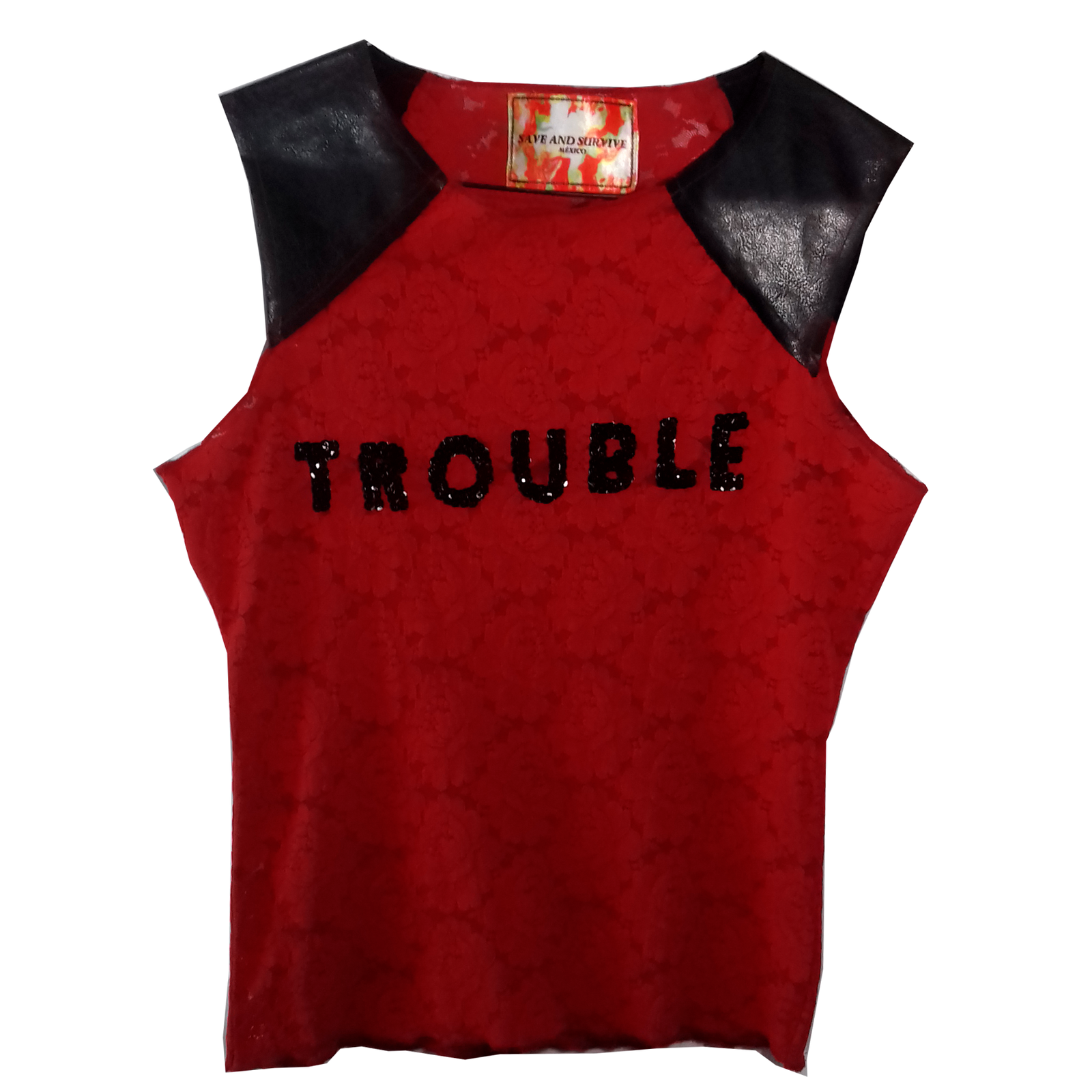 Trouble maker top - Hipnosis