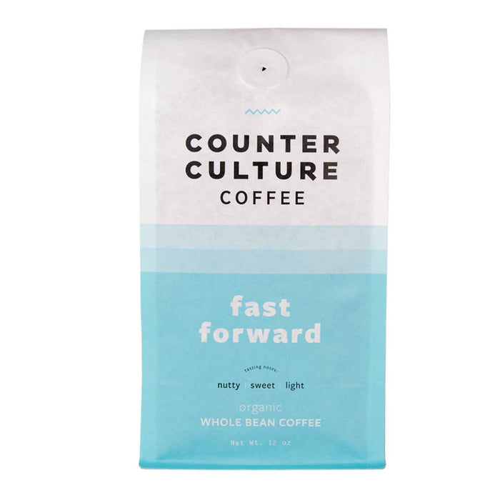 12oz bag of Counter Culture Coffee, Fast Forward blend
