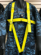 5 Point Full Body Safety Diving Harness