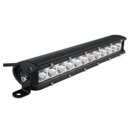 33cm 12 LED Single Row Light Bar