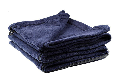 Fleece Travel Blanket/Sleeping Bag