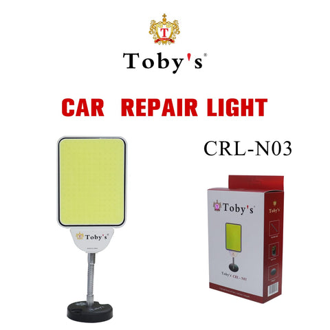 Toby's Magnetic LED Camp light COB 12V 680W