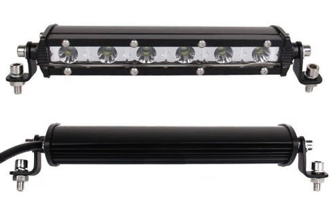 23cm Single Row LED Bar