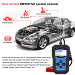 Konnwei KW350 Full System Diagnostics Scanner