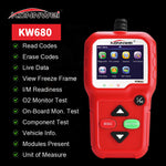Konnwei KW680 OBD2 Diagnostics Scanner