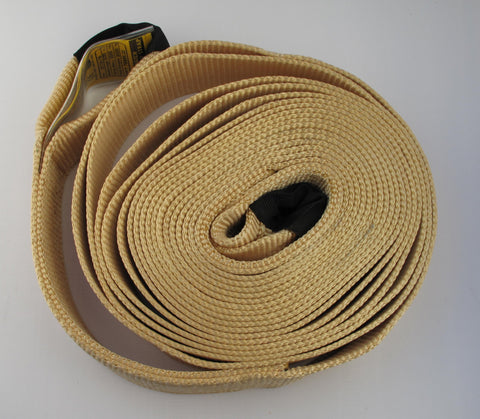 Securetech Kinetic Snatch Strap 80mm x 12000kg x 10m