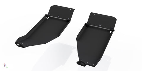 NAMIB | Freelander 2 Tank Guards