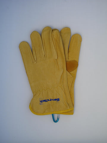 Securetech Leather Gloves