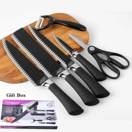 CooKstyle 6PC Set