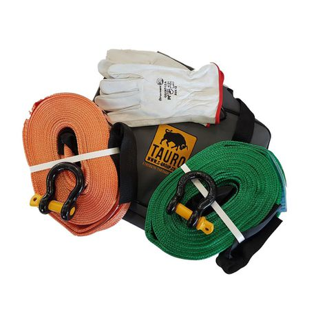 Tauro Recovery Kit (Basic) 2ton