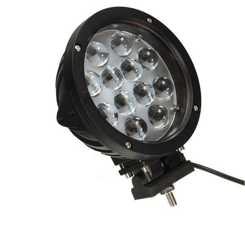 "60W 7"" Spot Light (Beams)"