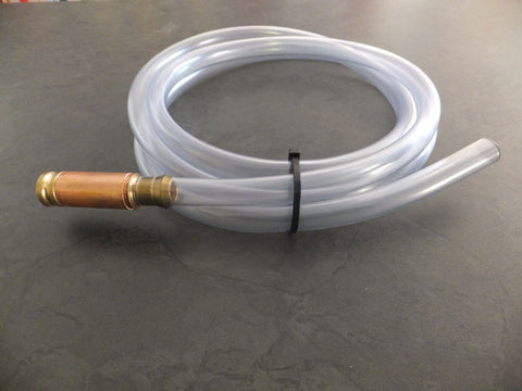 Solid Brass Siphon - 3.0m Pipe