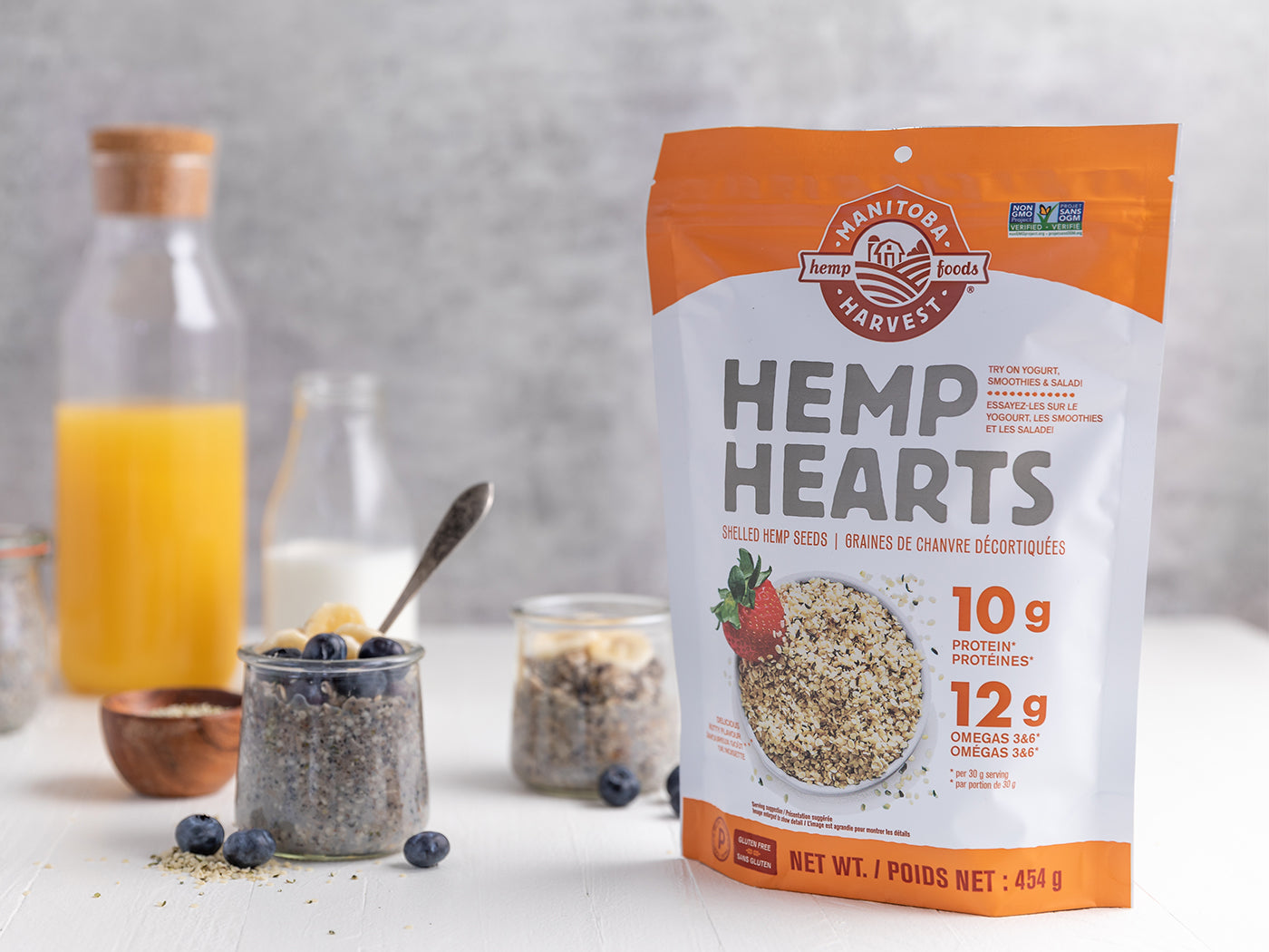 Explore Hemp Foods