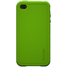 XtremeMac iPhone 4 Green Tuffwrap Silicone Case - FS GIFTS