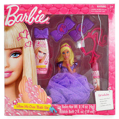 Barbie Glam Me Over Bath Sets For Childrens - FS GIFTS