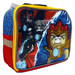 Lego Chima Lenticular 3D Insulated Lunch Tote - FS GIFTS