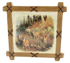 Hautman Deer Trivet / Wall Decor - FS GIFTS