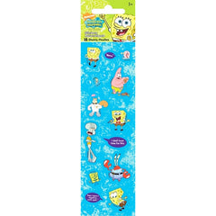 SpongeBob Squarepants 16 Count Stickers Sixteen Sheets Per Pack - FS GIFTS
