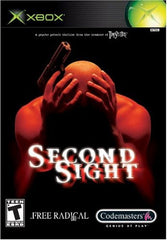 Second Sight (Xbox, 2004) - FS GIFTS