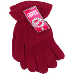 Paris Ladies Premium Winter Classic Flare Cuff Gloves, One Size - FS GIFTS
