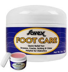 Savex Foot Care Salve - 2 oz Jar - FS GIFTS