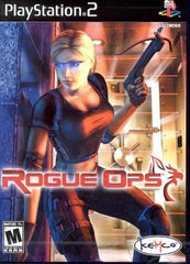 Rogue Ops (Sony PlayStation 2, 2003) - FS GIFTS