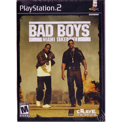 Bad Boys: Miami Takedown (Sony PlayStation 2, 2004) - FS GIFTS
