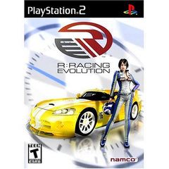 R: Racing Evolution (Sony PlayStation 2, 2003) - FS GIFTS