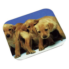 3M Labrador Puppies Optical Mouse Pad - FS GIFTS