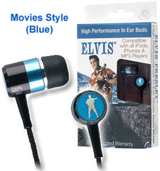 High Performance Elvis Ear Buds - FS GIFTS