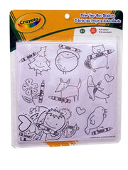 Crayola Color Your Own Shaky Stickers - FS GIFTS