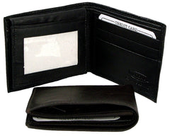 Genuine Leather Marshal Bifold Men's Wallet - FS GIFTS
