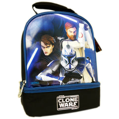 Thermos Star Wars Clone Wars Insulated Lunch Tote Bag - FS GIFTS