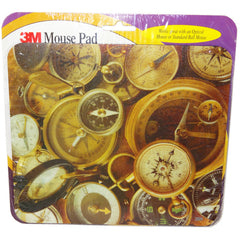3M Compass Themed Optical Mouse Pad - FS GIFTS