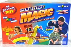 Party Time Magic It's A Party in A Box! - FS GIFTS