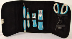 Trim Easy Hold 6 Piece Manicure Set With Storage Case - FS GIFTS