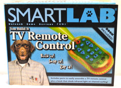 SmartLab You Build It TV Remote Control - FS GIFTS