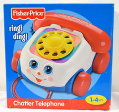 Fisher-Price Chatter Telephone - FS GIFTS