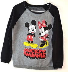 Disney  Women Mickey & Minnie Swatshirt - FS GIFTS