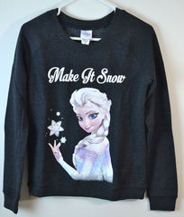 Frozen Women Elsa Holiday Sweatshirt - FS GIFTS